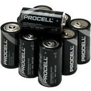 Duracell Procell C-piles alcalines (LR14), 10 pièces