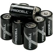 Duracell Procell D-alkaline batteries (LR20), 10 pieces