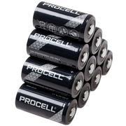 Duracell Procell CR123 lithiumbatterijen, 10 stuks