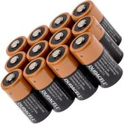 Duracell CR123A batterij, 12 stuks