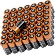 Duracell CR123A batterij, 50 stuks
