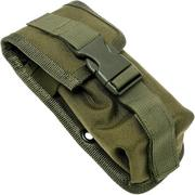 ESEE Long Accesorio Pouch para Model 5, 6 & Laser Strike, 52-POUCH-OD-L, OD Green