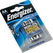 Energizer - Lithiumbattery AA (Penlite)