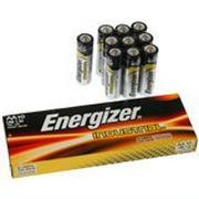10 pieces Energizer Industrial AA batteries