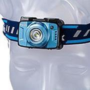 Fenix HL12R lampe frontale rechargeable bleue, HL12R-B