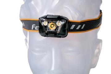 Fenix HL18R lampe frontale noire