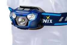 Fenix HL26R blau, Micro-USB aufladbare LED Stirnlampe