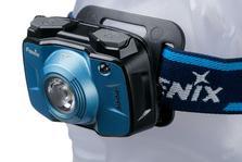 Fenix HL32R wiederaufladbare Stirnlampe, blau
