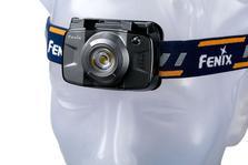 Fenix HL32R oplaadbare hoofdlamp grijs