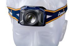 Fenix HL40R aufladbare Stirnlampe blau
