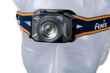 Fenix HL40R oplaadbare hoofdlamp grijs