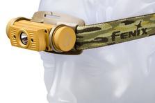 Fenix HL60R Desert Yellow lampe Frontale rechargeable USB