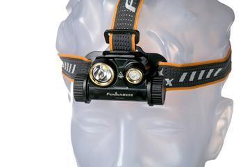 Fenix HM65R lampe frontale, 1400 lumen