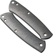 Flytanium Benchmade Proper Scales, titane