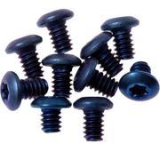 Flytanium Benchmade Bugout Screws Titanium, blau