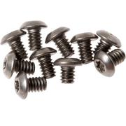 Flytanium Benchmade Bugout Screws Titanium, silver