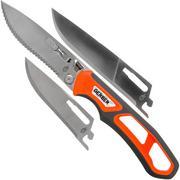 Gerber Randy Newberg EBS 30-001767 couteau de chasse avec trois lames