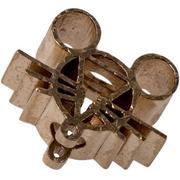 GiantMouse GM Lanyard Bead bronze