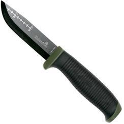 Hultafors OK4 Outdoor Knife 4 380270 carbon, vaststaand mes