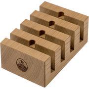 HORL Portapiedras madera de roble STASCHE-P