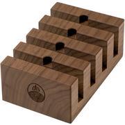 HORL Portapiedras madera de nogal, STASCHN-P