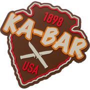 KA-BAR Skull Patch KBPATCH1