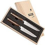 Kai Premier Tim Mälzer set de couteaux à steak 2 pièces TDMS-400