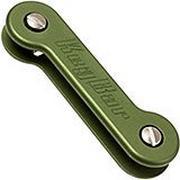 Key-Bar Green Anodized Aluminium Multitool-System
