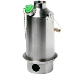 Kelly Kettle Base Camp Kettle 1.6L stainless 50001