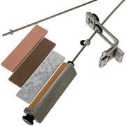 KME Axe Sharpener Kit, sharpening system for axes