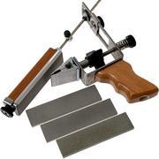 KME Precision Knife Sharpening System, Diamond Stone Kit, KF-D4
