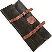 Knivesandtools pochette à couteaux en cuir, Utah Choco 45x47
