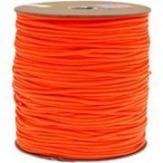 550 Paracord type III, kleur: Neon Orange, 1000ft (304,8 m)