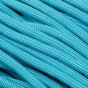 550 Paracord type III, kleur: Neon Turquoise, 100ft (30,48 m)