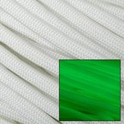 Knivesandtools 550 paracord type III, kleur: paraglow white, 100 ft (30,48 m)