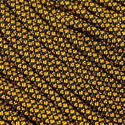 Knivesandtools 550 paracord type III, colore: goldenrod diamonds - 50 ft (15.24 m)