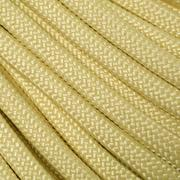 Atwood Rope MFG Kevlar Paracord, colour: yellow, 50 ft (15.24m)