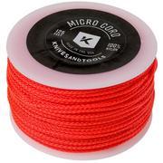 Knivesandtools Micro Cord, couleur : Neon Orange, 125 ft (38,1 m)