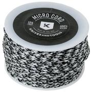 Knivesandtools Micro Cord, color: Urban camo, 125 ft (38,1 m)