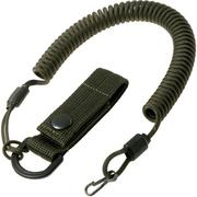 Knivesandtools safety cord, couleur : army green