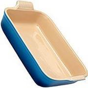 Le Creuset plat à four rectangulaire 3,85 L , 32 cm, bleu