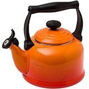 Le Creuset Tradition bouilloire 2,1L, orange