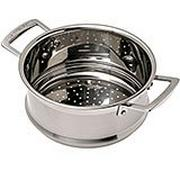 Le Creuset 3-ply steam tray 20 cm