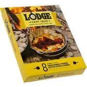 Lodge Dutch Oven Liner A5DOL, Set de 8