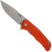 LionSteel TRE G10 GOR navaja, Orange
