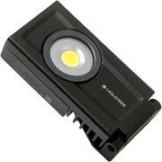 Ledlenser iF3R, rechargeable work light, 1000 lumens