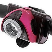Ledlenser SEO B3 Pink lampe de vélo