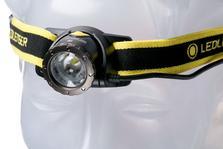 Ledlenser iH8R Industrial lampe frontale rechargeable
