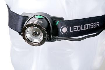 Ledlenser MH10 lampe frontale rechargeable