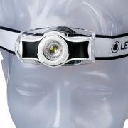 Ledlenser MH3 hoofdlamp, zwart